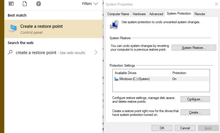 Arreglar el inicio atascado en el círculo giratorio de Windows 10 1