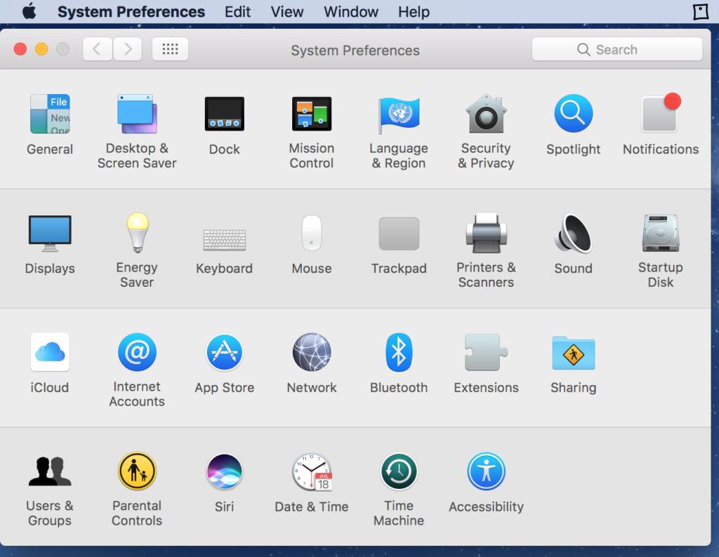 Arreglar que Safari no cargue imágenes en el Mac 5