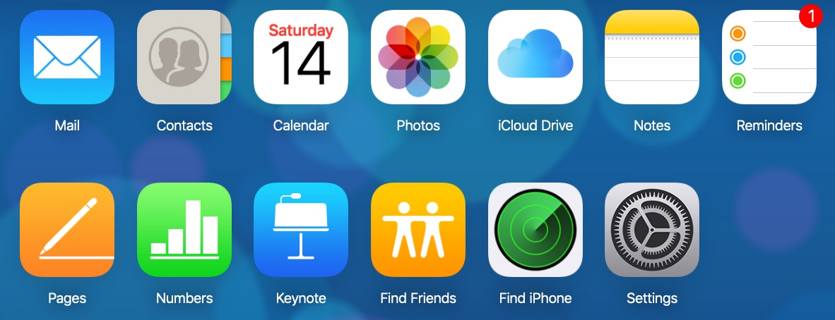 Cómo ver lo que hay en iCloud 2