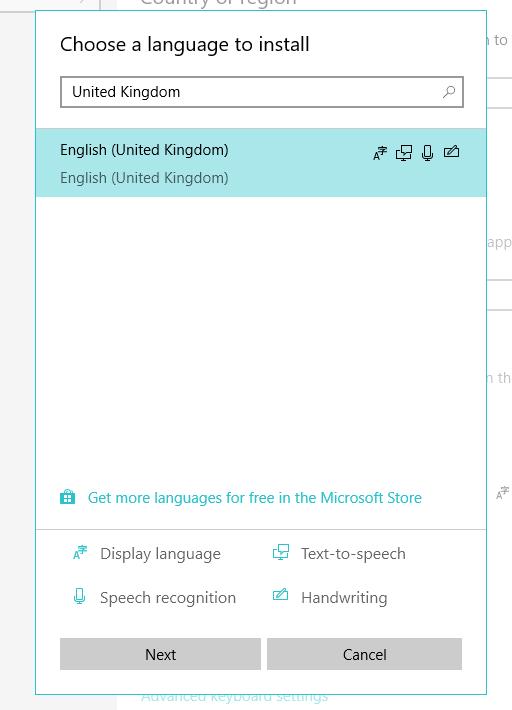 Cómo cambiar el teclado de inglés de EE.UU. a inglés del Reino Unido 7