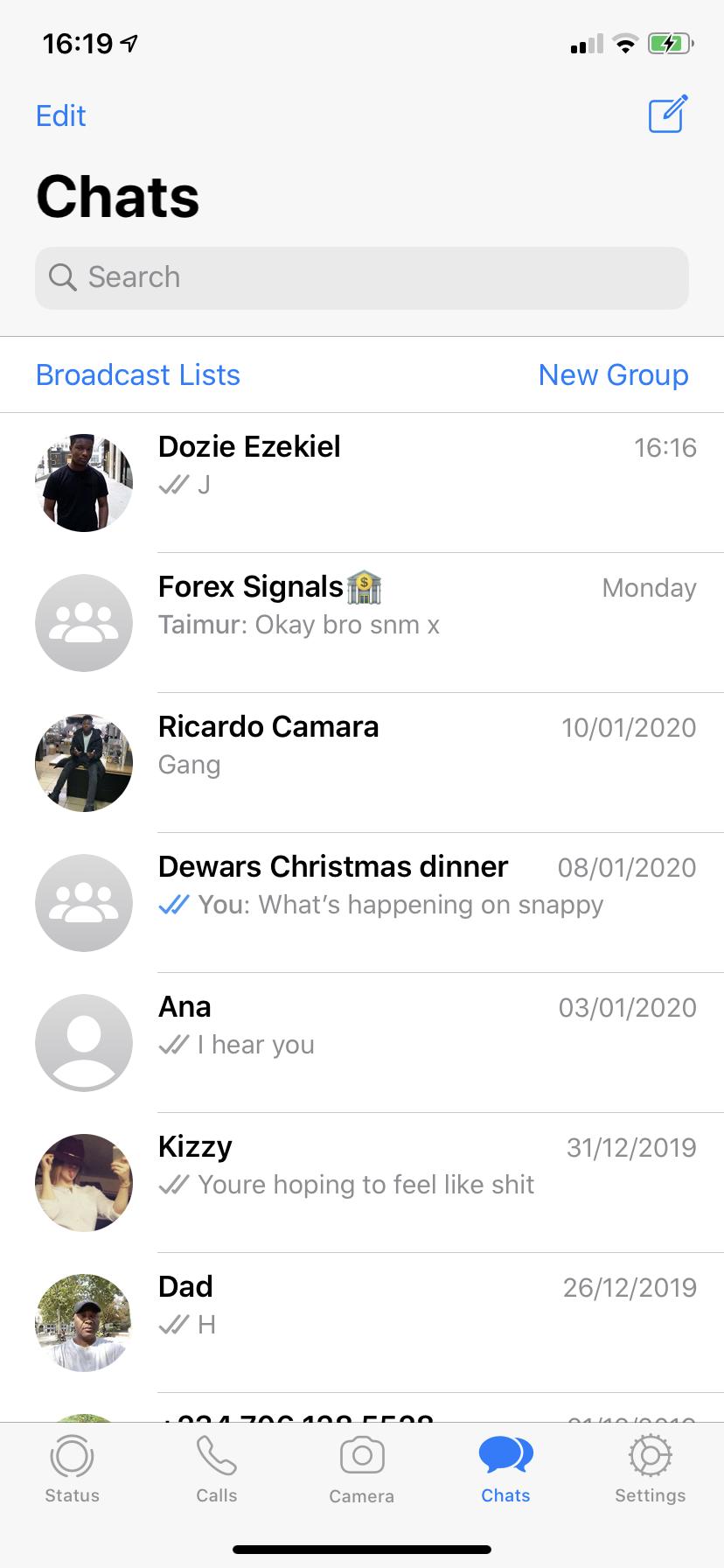 Cómo enviar varias fotos en WhatsApp 1