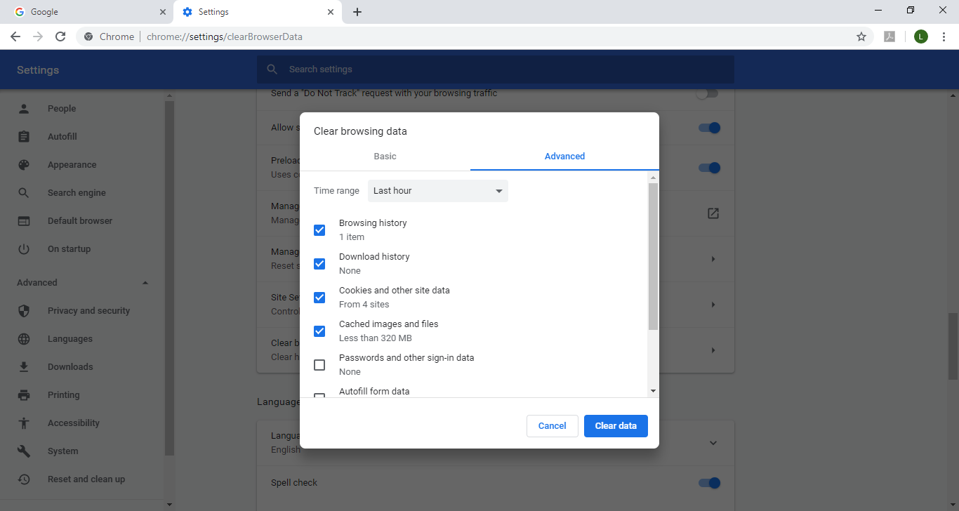 Cómo eliminar las contraseñas guardadas de un navegador 4