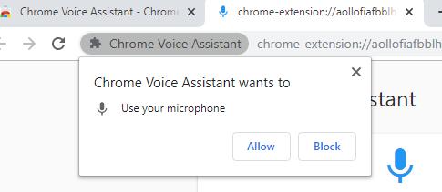 Cómo configurar y utilizar los comandos de voz en Google Chrome 1