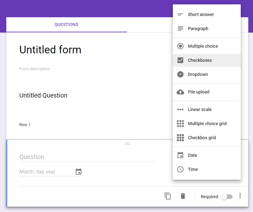 Microsoft Forms vs. Google Forms 2