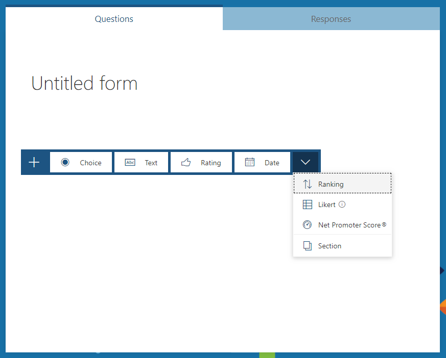 Microsoft Forms vs. Google Forms 1