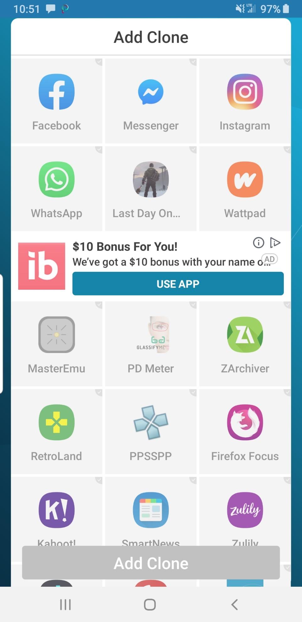 Cómo duplicar aplicaciones en Android 2