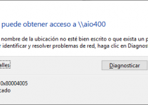Código de error 0x80004005 ¿Error no especificado? Intenta estas soluciones 6