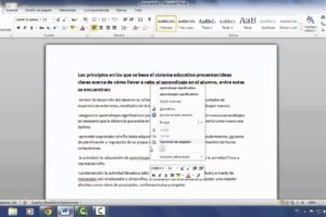 Cómo editar un documento de Word 2