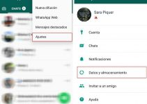 Cómo guardar fotos de WhatsApp 16