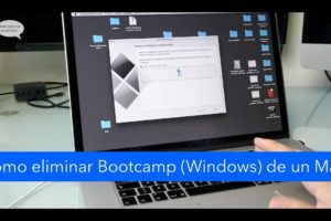 Cómo quitar Windows de Mac usando Boot Camp 8