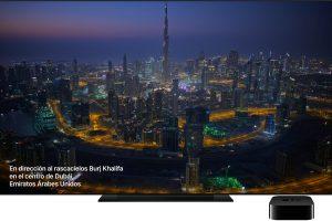 Encuentra las ubicaciones de los salvapantallas aéreos de Apple TV 11