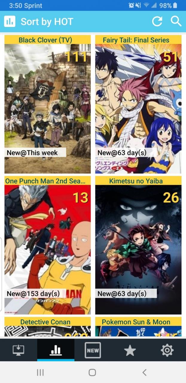 Las 7 mejores aplicaciones de streaming de anime del año 2020 4