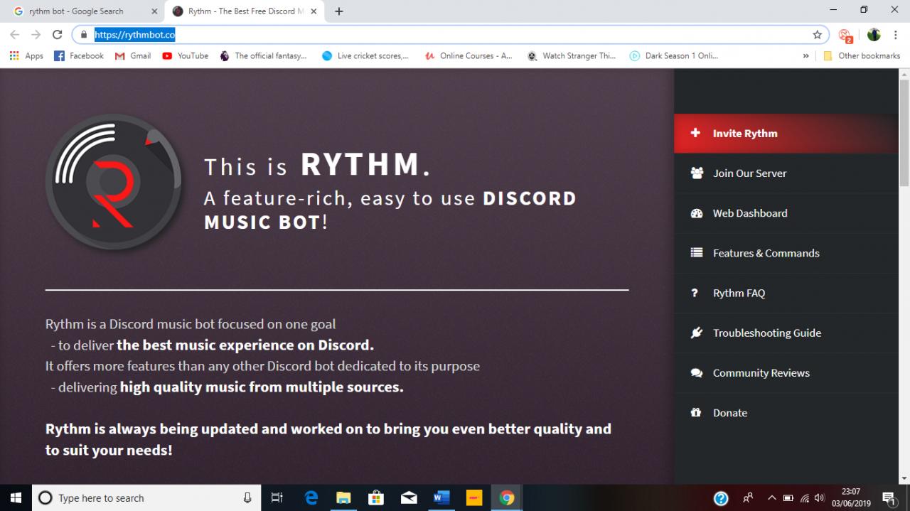 Cómo tocar música en la discordia 1