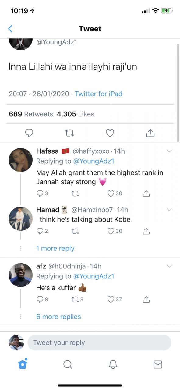 Cómo ver las respuestas en Twitter 2