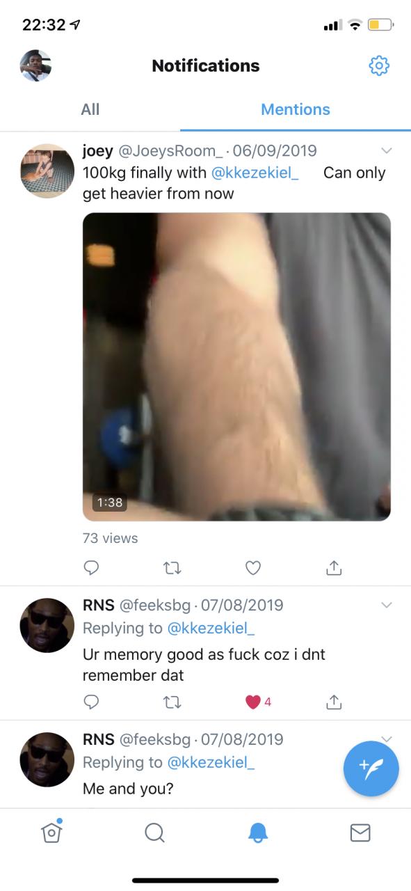 Cómo ver @menciones en Twitter 3