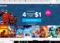 Cómo cancelar la membresía del Disney Movie Club 8