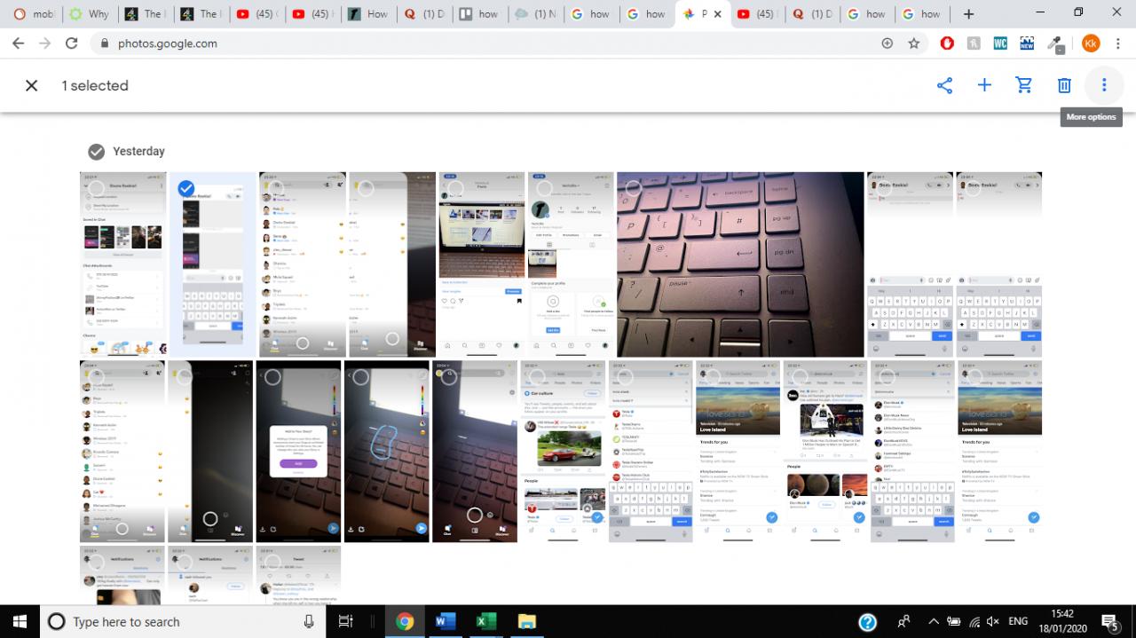 Cómo ocultar fotos en Google Photos 5
